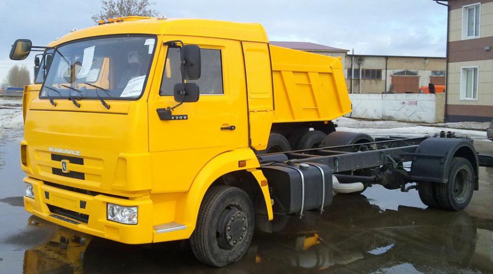 Штурман Кредо+ на шасси КамАЗ-4308